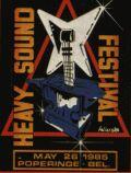 Y & T / Heavy Pettin - 25 Hours A Day / Rock Ain't Dead